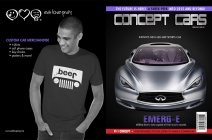 concept cars magainze cover