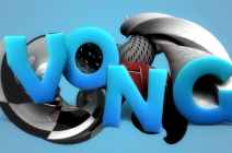 andrew vong 3d text effects